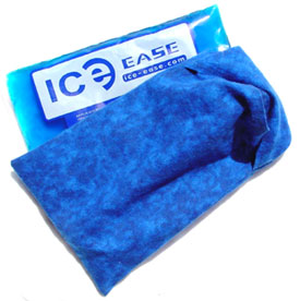 Ice Ease Pack with Flannel Cover