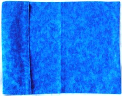 100% cotton flannel cover